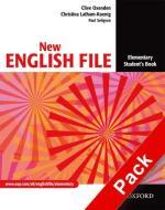 New english file. Elementary. Student's book-Workbook. With key. Per le Scuole superiori. Con Multi-ROM