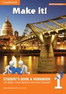 Make it! Student's book-Workbook-Companion book. Per la Scuola media. Con e-book. Con espansione online vol.1