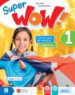 Super wow. Per la Scuola elementare. Con e-book. Con espansione online vol.2