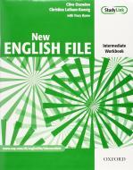 New English file. Intermediate. Workbook. Per le Scuole superiori. Con Multi-ROM