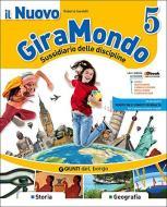 Nuovo giramondo antropologico. Per la Scuola elementare. Con e-book. Con espansione online vol.2