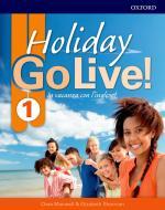 Go live holiday. Student's book. Per la Scuola media. Con espansione online. Con CD-Audio vol.1
