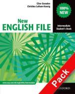 New english file. Intermediate. Student's book-Workbook. With key. Per le Scuole superiori. Con Multi-ROM