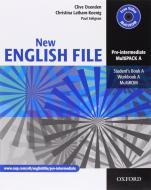 New English file. Pre-intermediate. Student's pack. Part A. Per le Scuole superiori