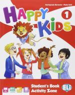 Happy kids. Per la Scuola elementare. Con e-book. Con espansione online vol.1