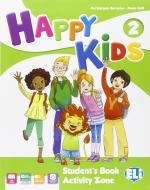 Happy kids. Per la Scuola elementare. Con e-book. Con espansione online vol.2