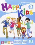 Happy kids. Per la Scuola elementare. Con e-book. Con espansione online vol.3
