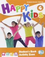 Happy kids. Per la Scuola elementare. Con e-book. Con espansione online vol.4