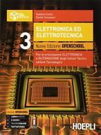 Elettronica ed elettrotecnica. Ediz. openschool. Per gli Ist. tecnici industriali. Con e-book. Con espansione online vol.3