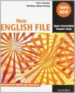 New english file. Upper-intermediate. Student's book-Workbook-Extra book. With key. Per le Scuole superiori. Con Multi-ROM