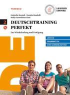 Deutschtraining perfekt. Zur Wiederholung und Festigung. Con Sommerlektüre. Per le Scuole superiori. Con CD Audio formato MP3. Con e-book. Con espansione online vol.2