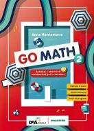 Go math. Compiti per le vacanze. Per la Scuola media. Con e-book. Con espansione online vol.2