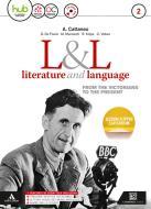 L&L. Literature & language. Per le Scuole superiori. Con e-book. Con espansione online. Con CD-Audio vol.2