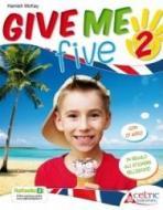 Give me five. Per la 2ª classe elementare