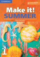 Make it! Summer. Student's Book with reader plus online audio. Per la Scuola media vol.1