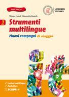 Nuovi compagni di viaggio. Strumenti multilingue. Per la Scuola media. Con e-book. Con espansione online vol.1