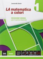 La matematica a colori. Ediz. verde. Per le Scuole superiori. Con e-book. Con espansione online vol.1