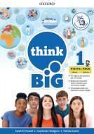 Think big 1. Student's book-Workbook + magazine & extra book con QR code + 5 ereade. Per la Scuola media. Con e-book. Con espansione online vol.1