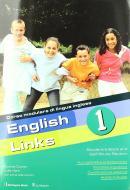 English links. Con CD Audio. Con CD-ROM. Per la Scuola media vol.1