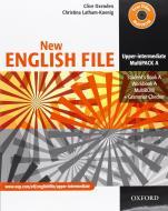 New english file. Upper-intermediate. Part A. Student's book-Workbook. With key. Per le Scuole superiori. Con Multi-ROM