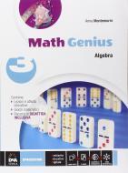 Math genius. Aritmetica-Geometria-Palestra delle competenze. Per la Scuola media. Con e-book. Con espansione online vol.3