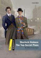 Sherlock Holmes: the top-secret plans. Dominoes. Livello 1. Con audio pack