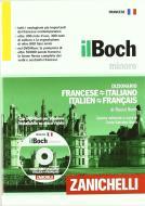 Il Boch minore. Dizionario francese-italiano, italien-français. Con DVD-ROM