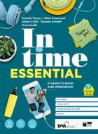 In time. Essential. Student's book e Workbook. Per il biennio degli Ist. tecnici. Con e-book. Con espansione online. Con DVD-ROM