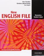 New english file. Elementary. Student's book-Workbook-My digital book-Key. Con espansione online. Per le Scuole superiori. Con CD-ROM
