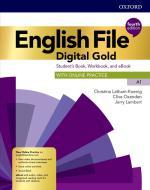 English file. Digital gold. A1. Student's book & workbook with key. Per il biennio delle Scuole superiori. Con e-book. Con espansione online