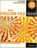 New english file. Upper intermediate. Entry checker-Student's book-Workbook. Con espansione online. Per le Scuole superiori. Con CD-ROM