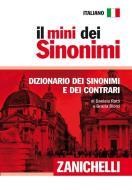 Il mini dei sinonimi. Dizionario dei sinonimi e dei contrari
