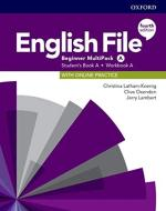 English file. Beginner multipack A. Per il biennio delle Scuole superiori. Con espansione online
