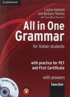 All in one grammar. With key. Per le Scuole superiori. Con CD Audio