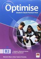 Optimise. B2. Student's book-Key-Workbook-Key. Per le Scuole superiori. Con espansione online