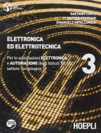 Elettronica ed elettrotecnica. Con espansione online. Per gli Ist. tecnici industriali vol.3
