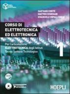 Corso di elettrotecnica ed elettronica. Per l'articolazione elettronica degli Istituti Tecnici settore Tecnologico vol.1