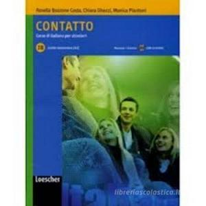 Contatto. Vol. 1B. Con CD Audio