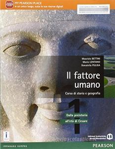 Storia e geografia. Per le Scuole superiori. Con e-book. Con espansione online vol.1