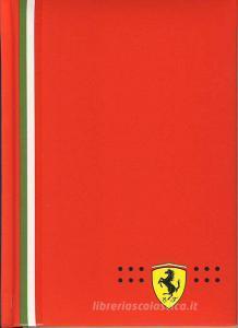 Diario 2017-2018 Scuderia Ferrari 12 mesi