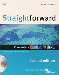 New Straightforward. Elementary. Workbook. With key. Per le Scuole superiori