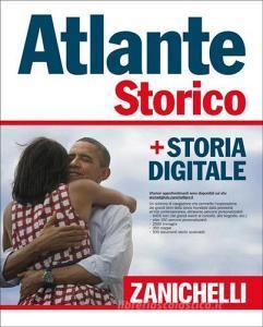 Atlante storico Zanichelli 2014. Con aggiornamento online