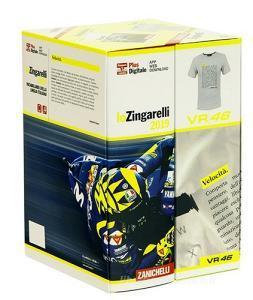 Lo Zingarelli 2019. Vocabolario della lingua italiana. Plus digitale. Con gadget T-Shirt VR46 taglia M