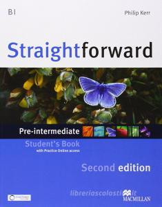 New Straightforward. Pre-intermediate. Student's book-Webcode. Per le Scuole superiori. Con espansione online