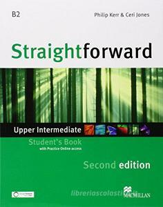 New Straightforward. Upper intermediate. Student's book-Webcode. Per le Scuole superiori. Con espansione online