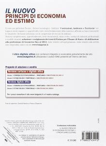 Il nuovo principi di economia ed estimo. Con prontuario. Per le Scuole superiori. Con e-book. Con espansione online vol.1
