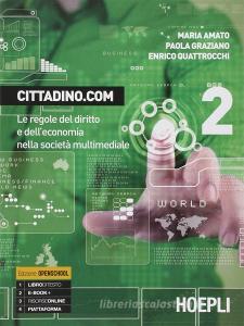 Cittadino.com. Per le Scuole superiori. Con e-book. Con espansione online vol.2