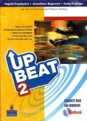 Upbeat. Livebook-Student's book-Workbook-Motivator. Per le Scuole superiori. Con CD-ROM. Con espansione online vol.2