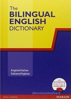 The bilingual english dictionary. Con aggiornamento online