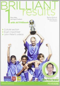 Brilliant results! Student's book-Workbook. Per la Scuola media. Con espansione online vol.1
